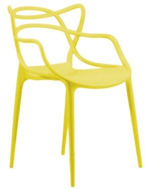 Cadeira Mix Amarelo