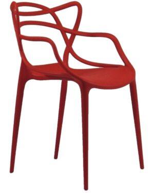 Cadeira Mix Vermelho