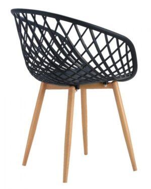 Cadeira Brera Preto