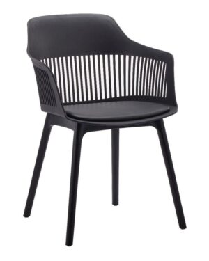 Cadeira West Preto