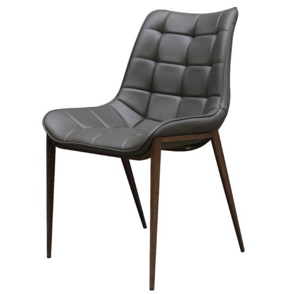 cadeira-para-sala-de-jantar-em-tecido-pu-matelasse-cinza-firenze-lateral