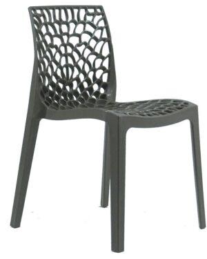 Cadeira Gruvyer Cinza