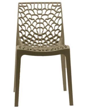 Cadeira Gruvyer Nude