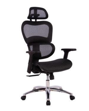 Cadeira Presidente Ergonomic Preto
