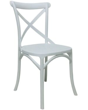 Cadeira Cross Branco