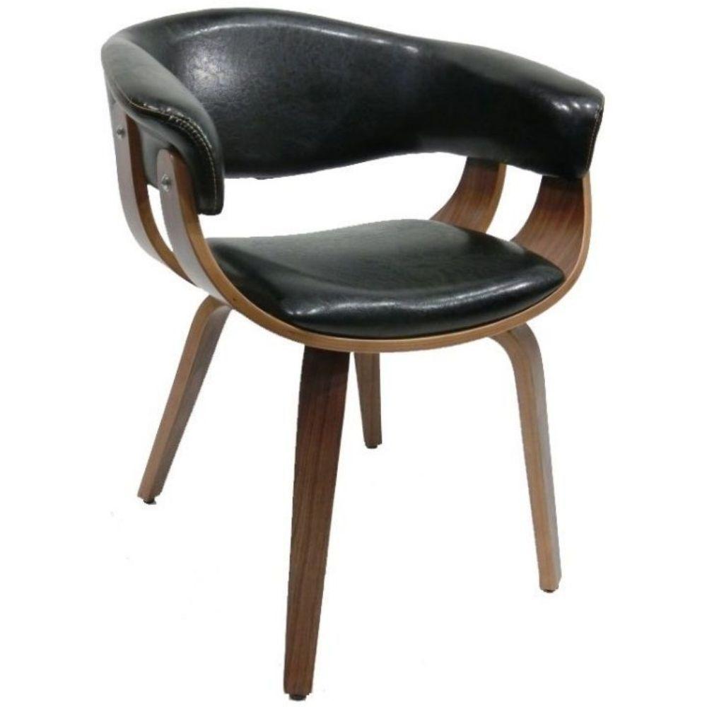 cadeira-para-sala-de-jantar-base-madeira-estofado-pu-kanvas-preto-frente