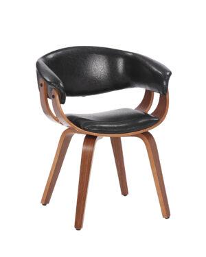 Cadeira Kanvas Preto