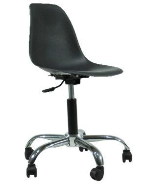 Cadeira Eames Dkr Office Preto
