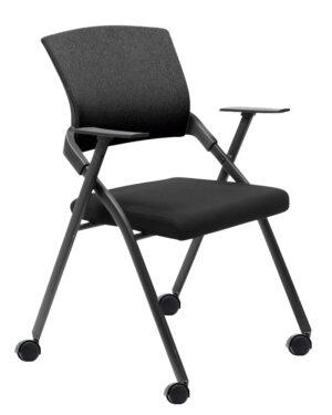 Cadeira Secretária Dusty Com Rodízios
