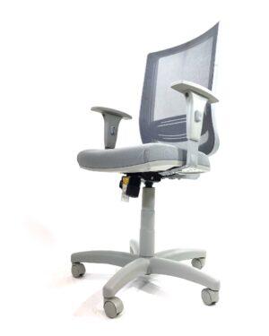 Cadeira Gerente Staff Cinza