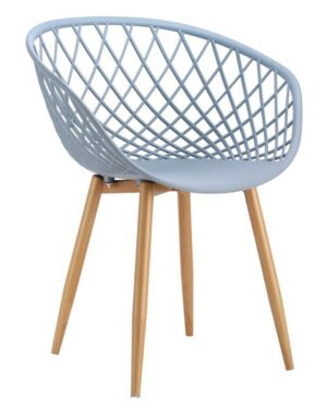 Cadeira Brera Cinza