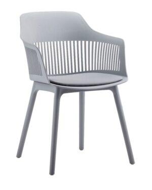 Cadeira West Cinza