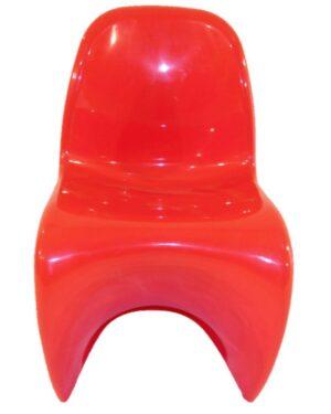 Cadeira Infantil Panton Vermelho