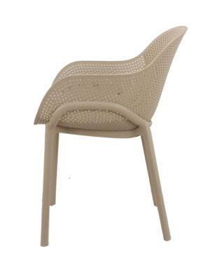 Cadeira Flow Nude