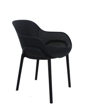 Cadeira Flow Preto