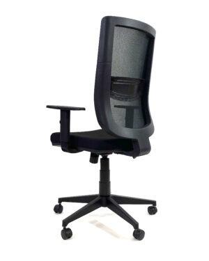 Cadeira Gerente Staff Preto