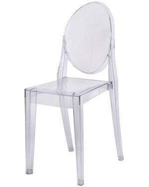 Cadeira Crystal Transparente