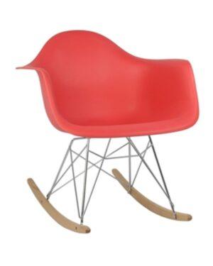 Cadeira Eames Dar Balanço Vermelho