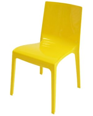 Cadeira Driade Amarelo