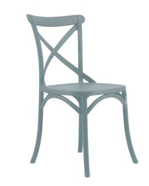 Cadeira Cross Cinza