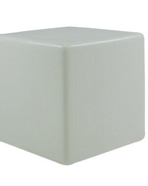 Puff Polietileno Branco