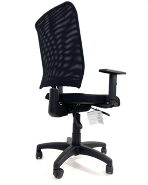 Cadeira Gerente Fulton Preto