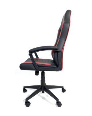 Cadeira Gamer Preto e Vermelho