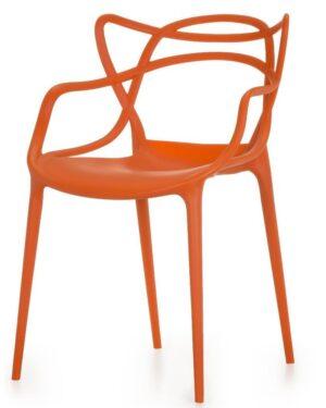 Cadeira Mix Laranja