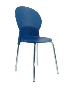 Cadeira Luna Azul