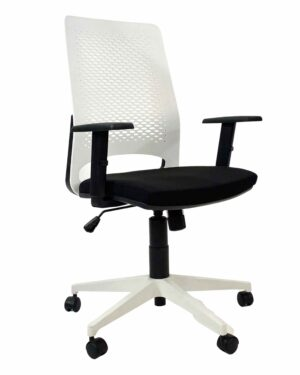 Cadeira Gerente Confort Branco