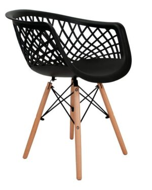 Cadeira Oui Preta