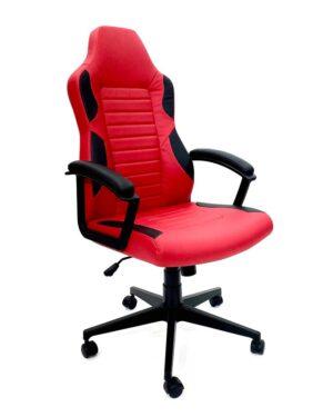 Cadeira Gamer Vermelho e Preto
