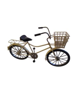 Bicicleta Decorativa com Cesto