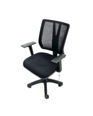 Cadeira Verona Gerente Preta