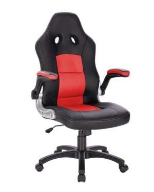 Cadeira Gaming Play Preto e Vermelho