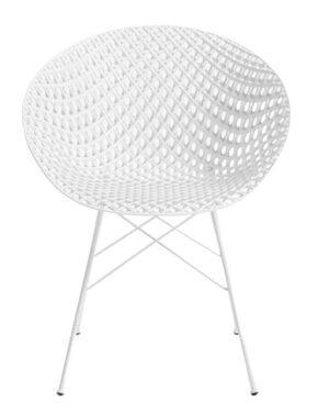 Cadeira Stacy Branco