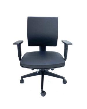 Cadeira Forma Gerente Preta