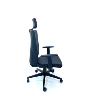 Cadeira Forma Presidente Preta