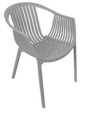 Cadeira Garden Cinza