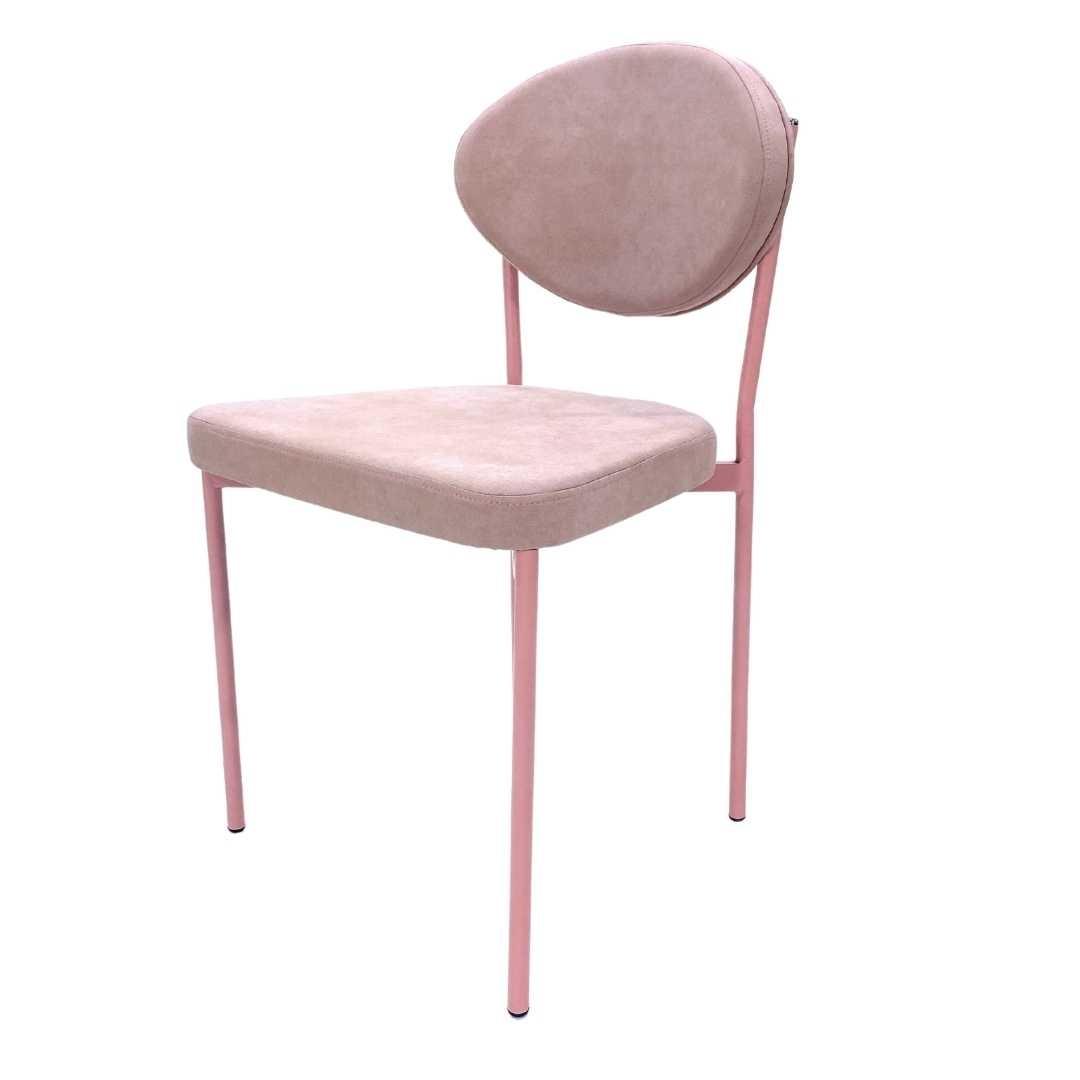 cadeira-para-sala-de-jantar-sweet-rosa-design-confortavel-resistente-pintura-epoxi-ergonomica-uso-severo-lateral