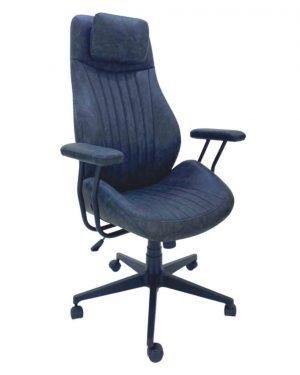 Cadeira Presidente Office New York Cinza